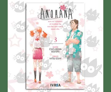 Anohana Vol. 3