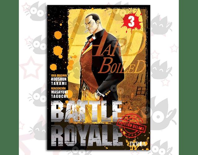 Battle Royale Deluxe Vol. 3