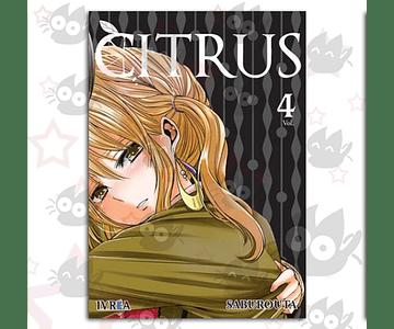 Citrus Vol. 4