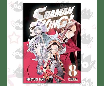 Shaman King Vol. 8