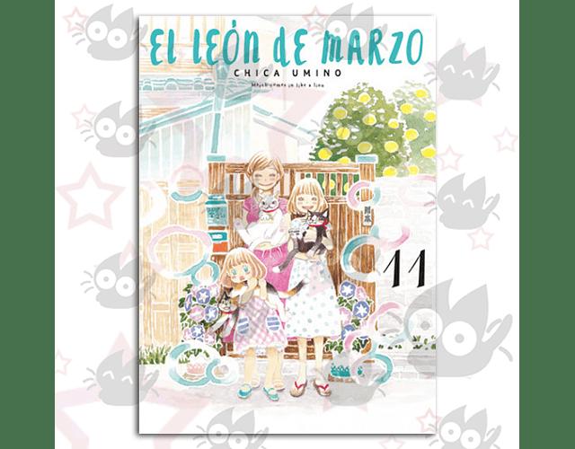 El León de Marzo Vol. 11