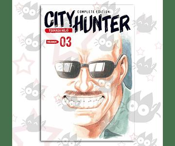 City Hunter Vol. 3 - Arechi España
