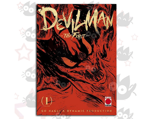 Devilman The First Vol. 1