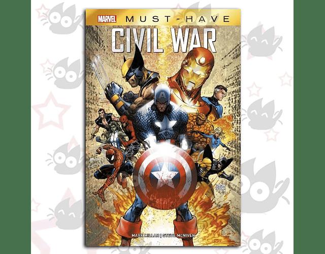 Marvel Must Have. Civil War