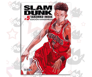 Slam Dunk Vol. 5