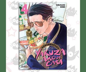 Yakuza Amo De Casa Vol. 4