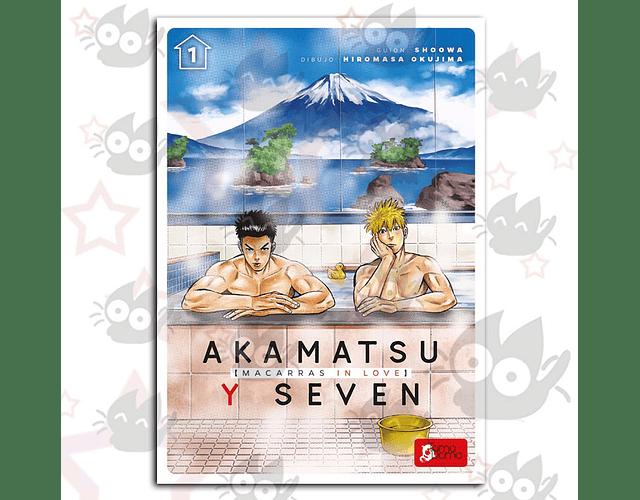Akamatsu y Seven, Macarras in Love Vol. 1