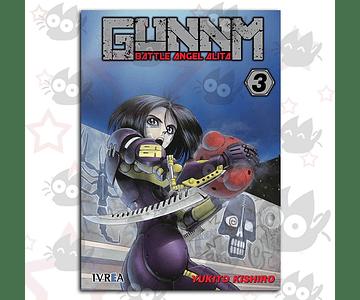 Gunnm - Battle Angel Alita Vol. 3