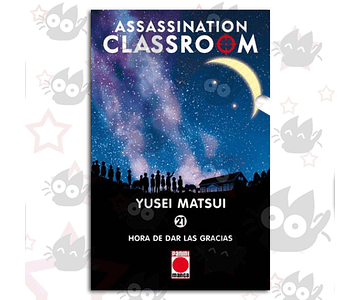 Assassination Classroom Vol. 21 - Panini España