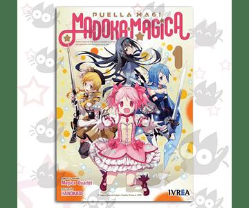 Puella Magi Madoka☆Magica Vol. 1