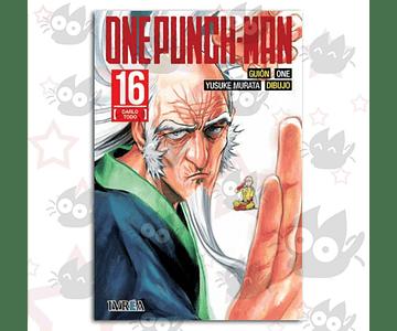 One Punch Man Vol. 16 - Ivrea