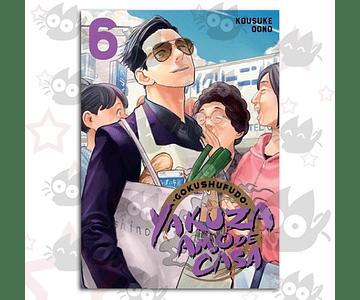 Yakuza Amo De Casa Vol. 6