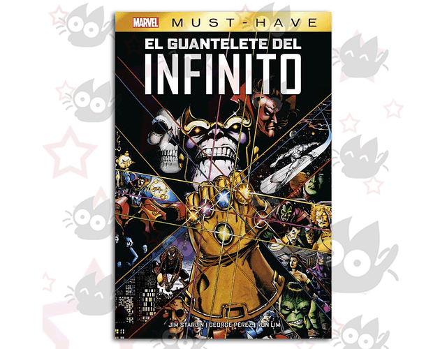 Marvel Must Have. El Guantelete del Infinito
