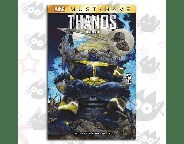 Marvel Must Have. Thanos - Origen