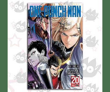 One Punch Man Vol. 20