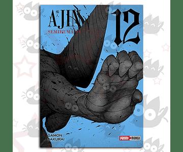 Ajin Vol. 12