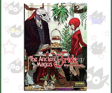 The Ancient Magus Bride Vol. 1