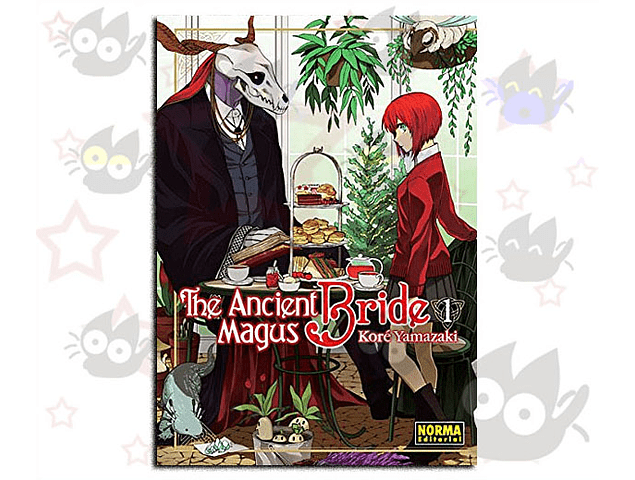 The Ancient Magus Bride Vol. 1