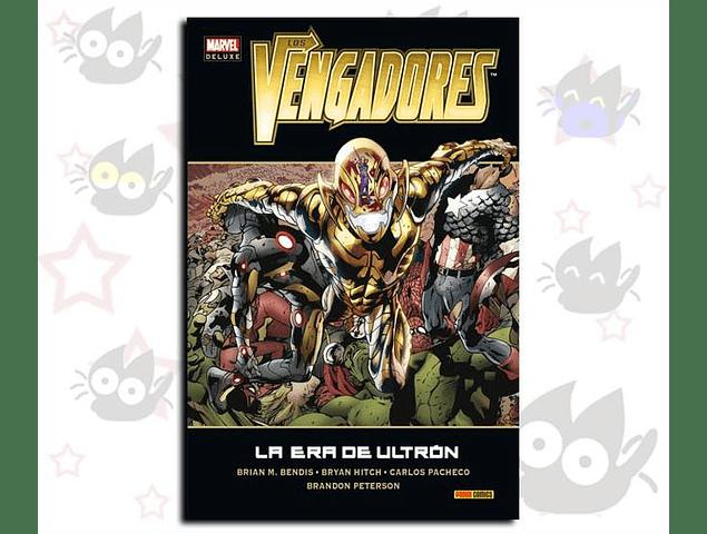 Marvel Deluxe. Los Vengadores 2: La Era de Ultrón