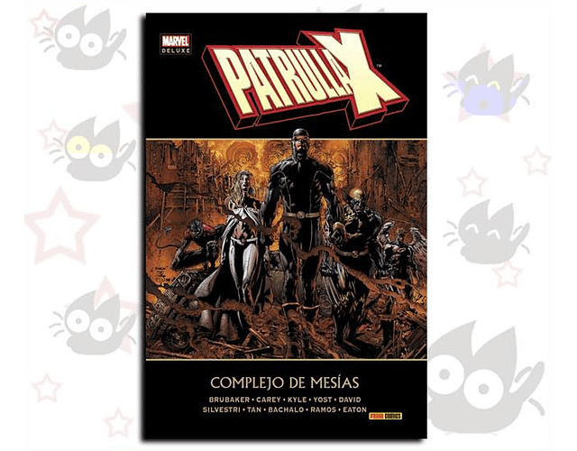 Marvel Deluxe. Patrulla-X: Complejo de Mesías