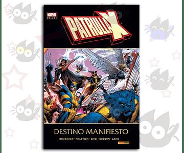 Marvel Deluxe. Patrulla-X: Destino Manifiesto