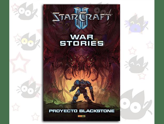StarCraft II: War Stories. Proyecto Blackstone