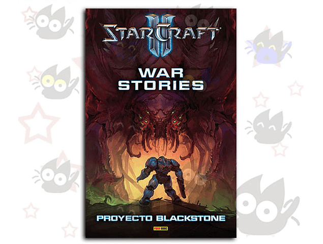 StarCraft II: War Stories. Proyecto Blackstone