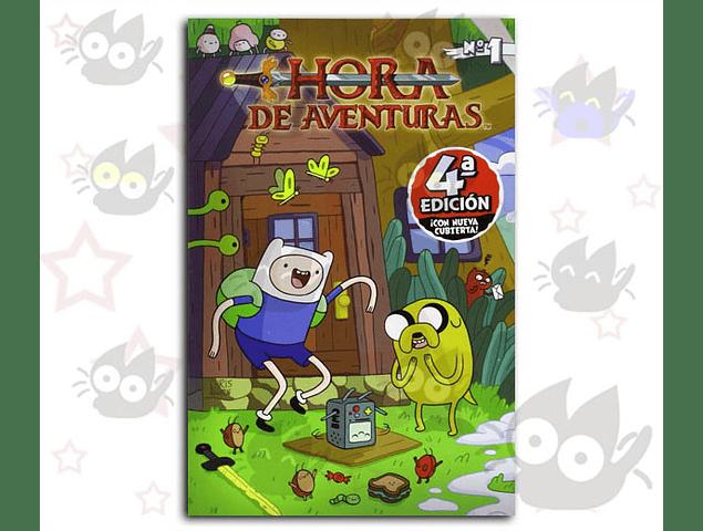 Hora de Aventuras Vol. 1, 7a Edición