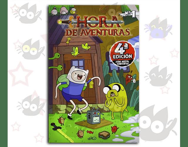 Hora de Aventuras Vol. 1