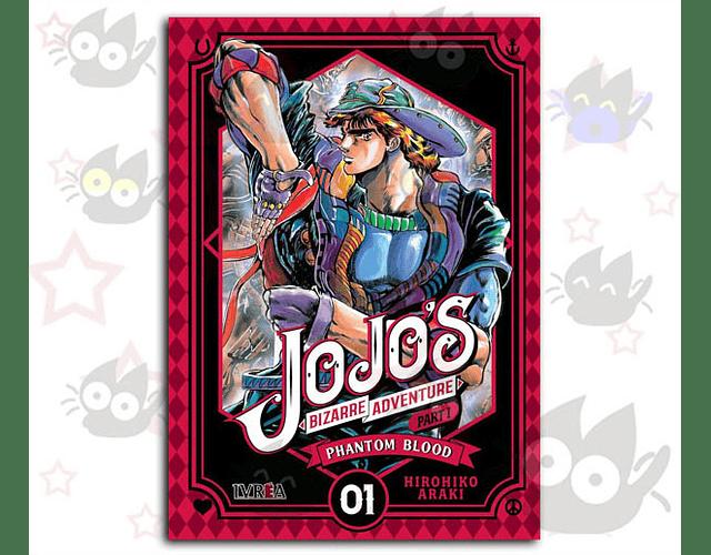 Jojo's Bizarre Adventure - Parte 1 : Phantom Blood Vol. 1