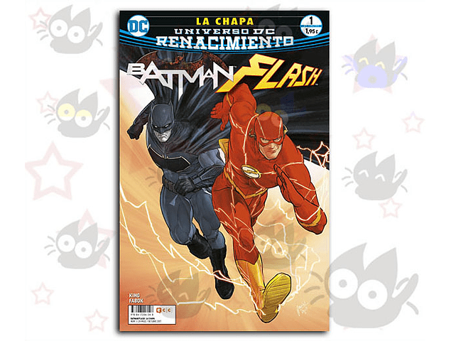 Batman / Flash : La Chapa #1