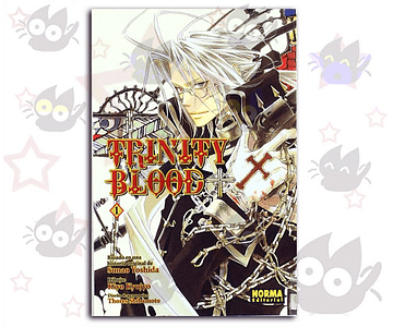 Trinity Blood Vol. 1