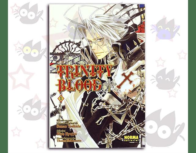 Trinity Blood Vol. 1