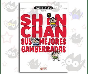 Shin-chan: Sus Mejores Gamberradas Vol. 1