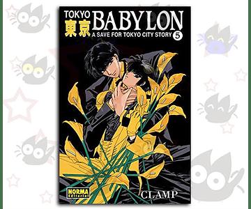 Tokyo Babylon Vol. 5