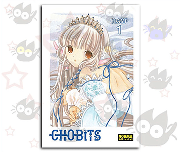 Chobits - Edición Integral Vol. 1
