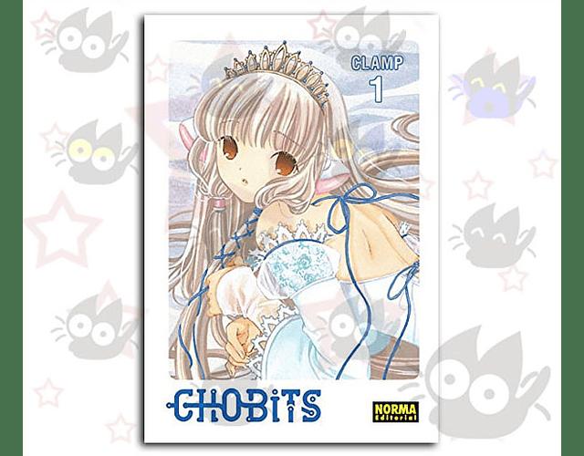 Chobits - Edición Integral Vol. 1