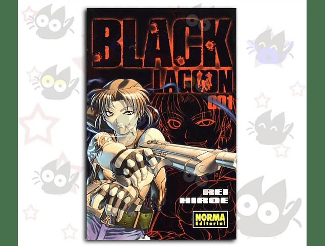 Black Lagoon Vol. 1
