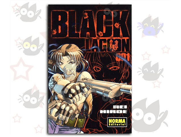 Black Lagoon Vol. 1 - Norma