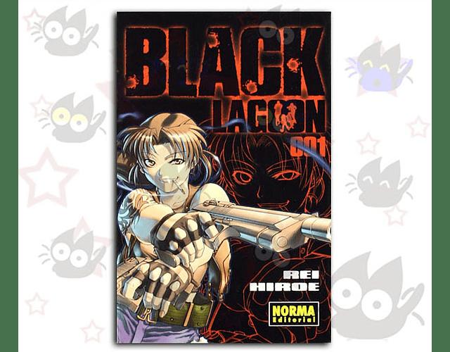 Black Lagoon Vol. 1 - Norma