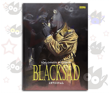 Blacksad Integral
