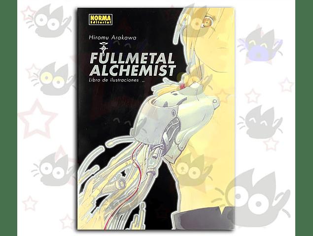 Fullmetal Alchemist Libro de Ilustraciones 1