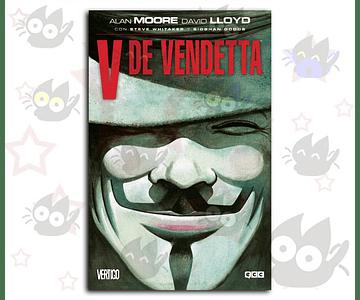 V de Vendetta - G