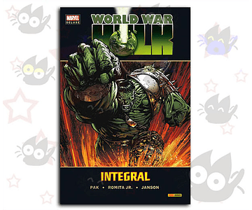 Marvel Deluxe: World War Hulk - Integral