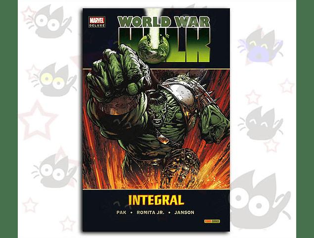Marvel Deluxe: World War Hulk - Integral