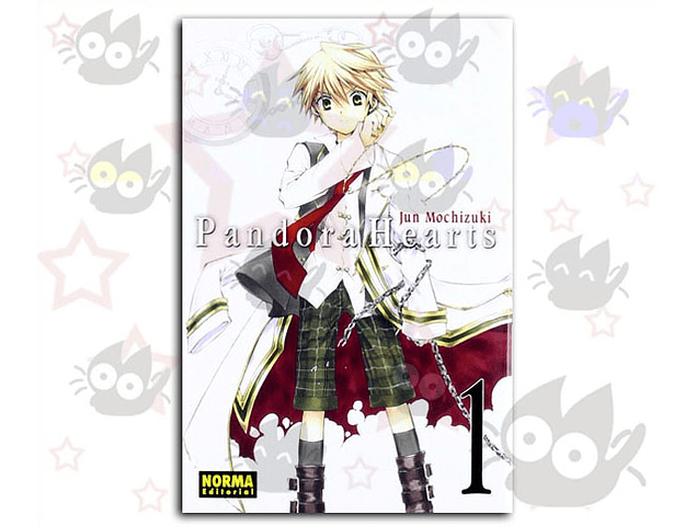 Pandora Hearts Vol. 1
