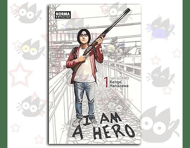 I Am a Hero Vol. 1