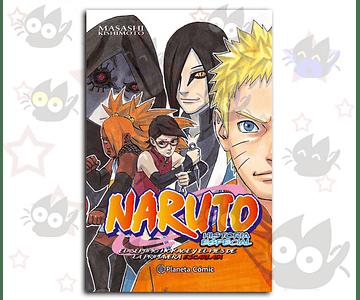 Naruto Historia Especial: El Séptimo Hokage y el Mes de la Primavera Escarlata