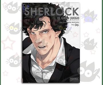 Sherlock Vol. 3 : El Gran Juego - Norma