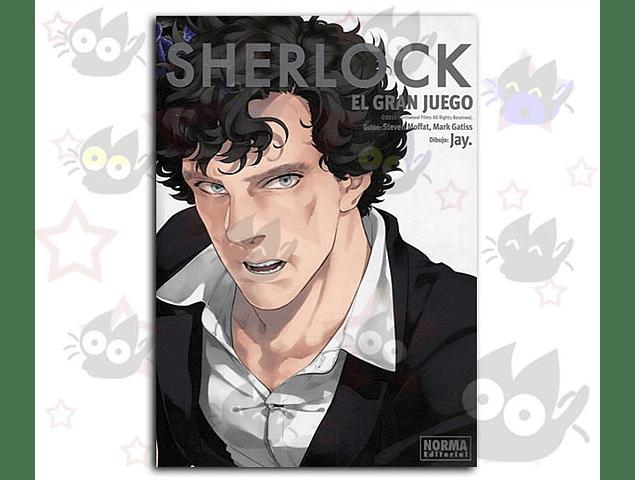Sherlock: El Gran Juego